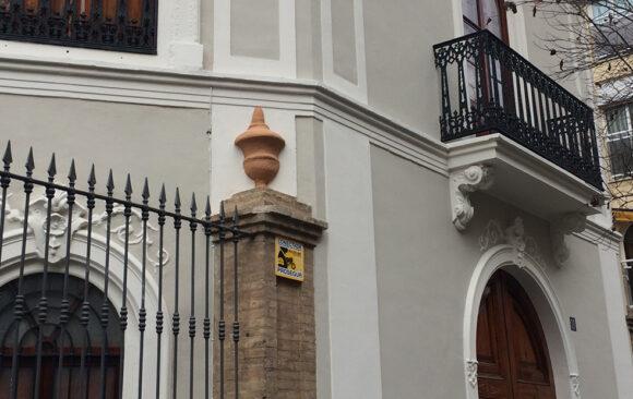 Fachada Pedro III